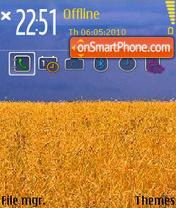Uk 240x320 theme screenshot