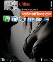 Скриншот темы Kiss 19