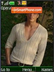 Shahrukh khan theme screenshot