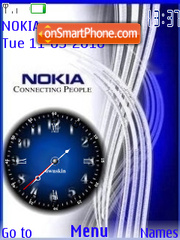 Nokia Profecional theme screenshot