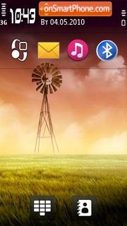 Windmill 02 theme screenshot