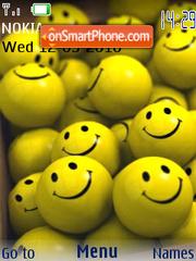 Smile - v2 tema screenshot
