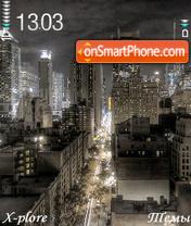 City light theme screenshot