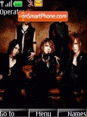 The gazette theme screenshot