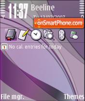 Tandem theme screenshot