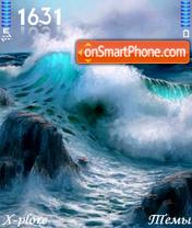 Angry Ocean es el tema de pantalla