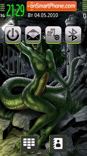 Lamia theme screenshot