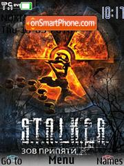 S.T.A.L.K.E.R es el tema de pantalla