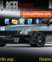 Brabus Rocket theme screenshot