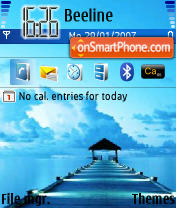 Nature 02 theme screenshot