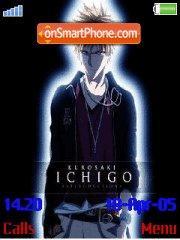 Bleach Theme kurosaki Ichigo es el tema de pantalla