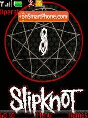 Slipknot cartoon es el tema de pantalla