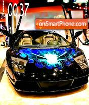 Dream Car Theme-Screenshot