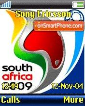 Africa 2009 Theme-Screenshot