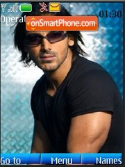 John Abraham theme screenshot