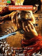 Prince of Persia 2013 theme screenshot