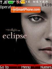 Eclipse book theme screenshot