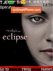 Eclipse book tema screenshot