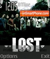 Lost 03 theme screenshot