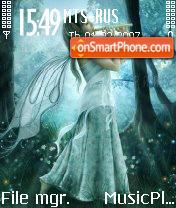 Fairy es el tema de pantalla