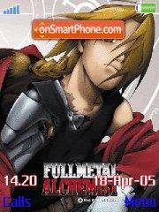 Full Metal Alchemist [2] es el tema de pantalla
