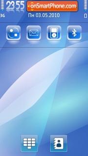 BlueCrystal es el tema de pantalla