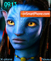 Avatar theme screenshot