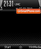 iPhone by MrM@nson port os7-8.0 tema screenshot