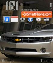 Скриншот темы Camaro 06