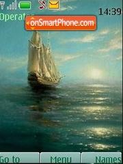 Sail theme screenshot