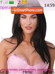 Megan Fox 21 es el tema de pantalla