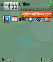 Android 02 theme screenshot