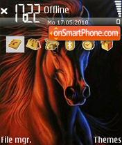Horse 03 Theme-Screenshot