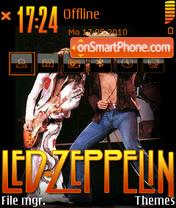 Led Zeppelin 01 es el tema de pantalla
