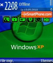 Windows Theme 02 theme screenshot