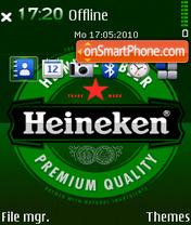 Heineken 10 es el tema de pantalla