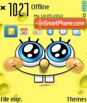 Spongebob 19 theme screenshot