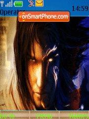 Prinse of persia 3 theme screenshot