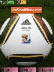 Fifa 10 Wd Tone 02 theme screenshot