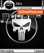 PunisherLogo theme screenshot
