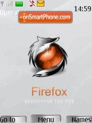 Firefox 13 theme screenshot