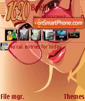 N73 Beauty theme screenshot