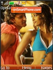 Dhoom-2 theme screenshot