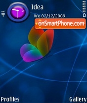 MSN Theme-Screenshot