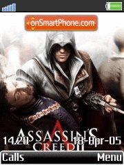 Assassin`s Creed 2 es el tema de pantalla