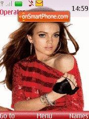 Lindsay Lohan 14 es el tema de pantalla