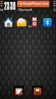 Chic 5th 5800 theme screenshot