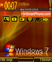 Windows seven 07 theme screenshot