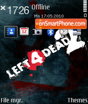 Скриншот темы Left 4 Dead 2 01