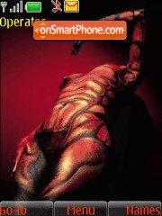 Skorpion tema screenshot